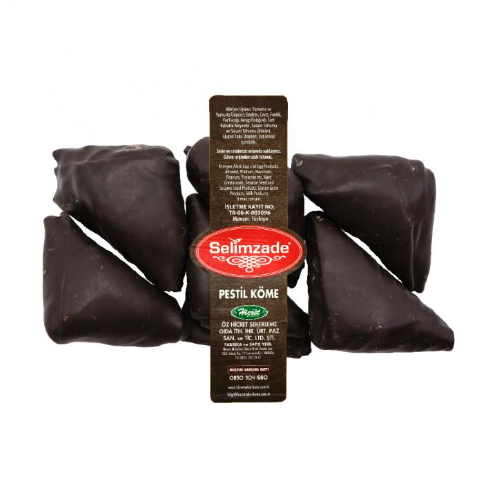 Çikolata Kaplı Antep Fıstıklı Muska