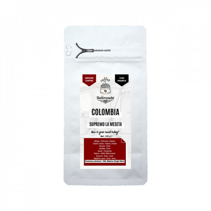Colombia Supremo La Meseta 250 g
