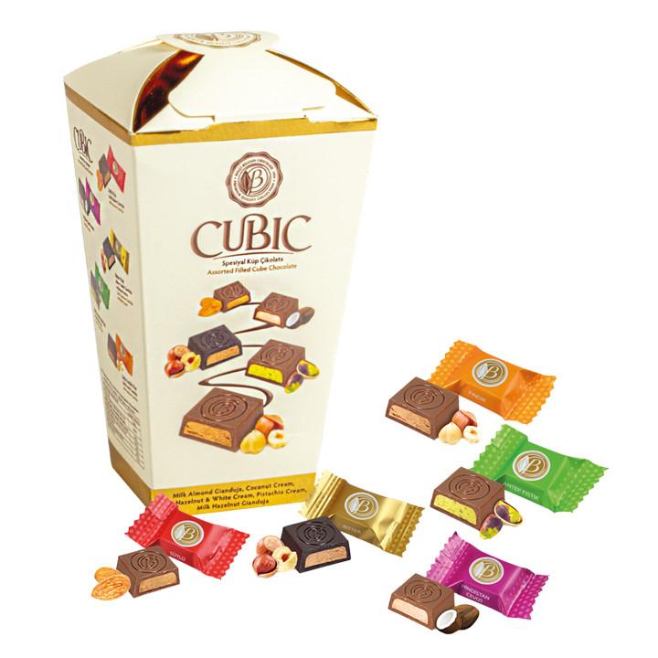 Kübik Çikolata 120 g