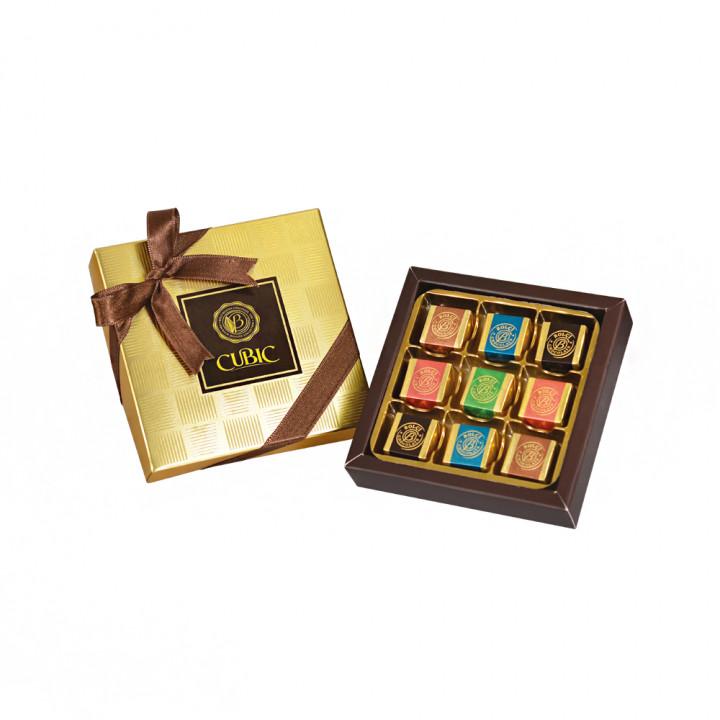 Küp Çikolata Kutu 75 g