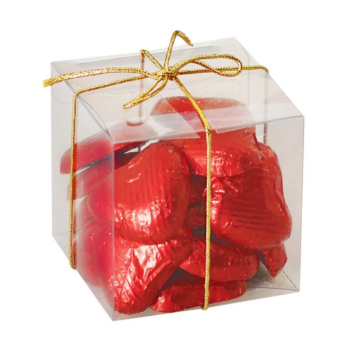 Küp Mini Kalp Kutu 100 g