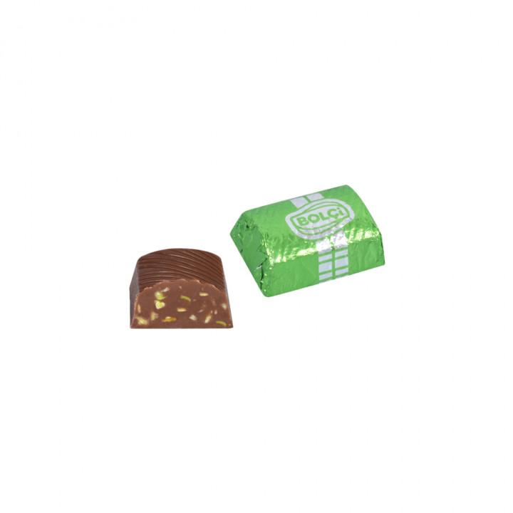 Mini Baton Sütlü Antep Fıstıklı