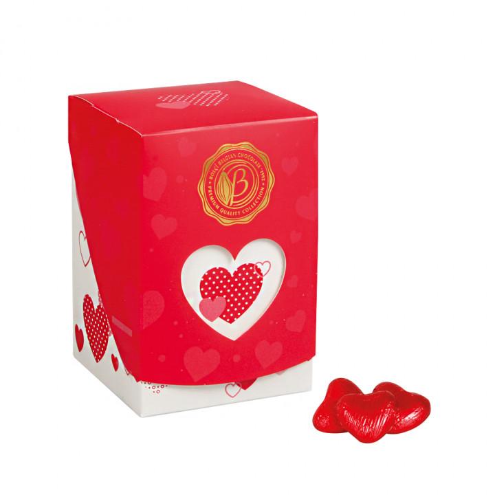 Mini Kalp Sevgililer Günü 125 g