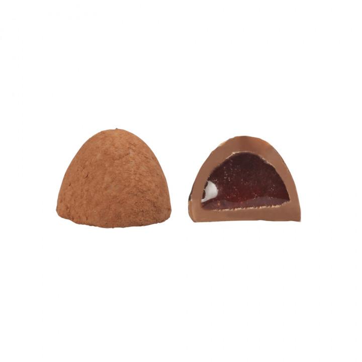 Mini Truffle Vişne Kakaolu
