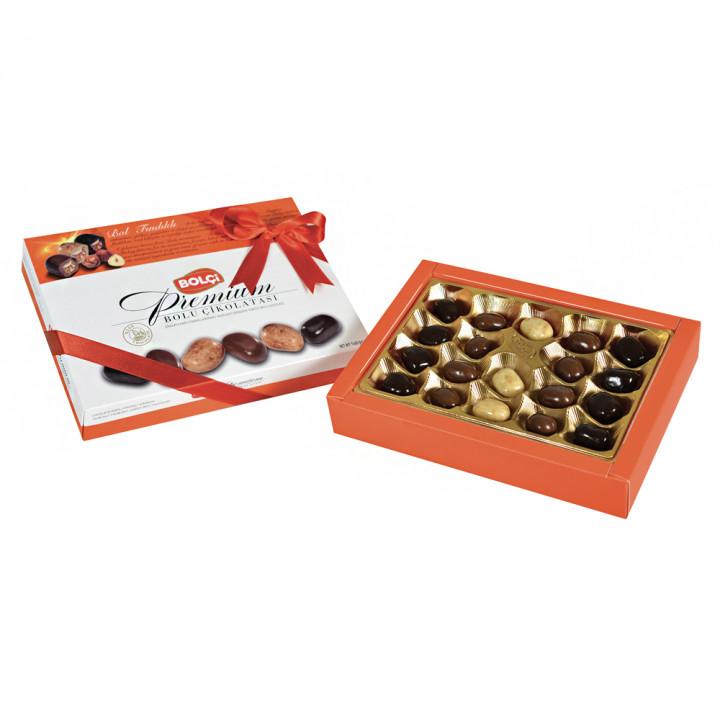 Premium Fındıklı Bolu Çikolatası 160 g