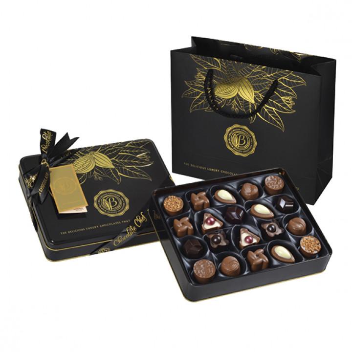 Special Çikolata Teneke Kutu 250 g