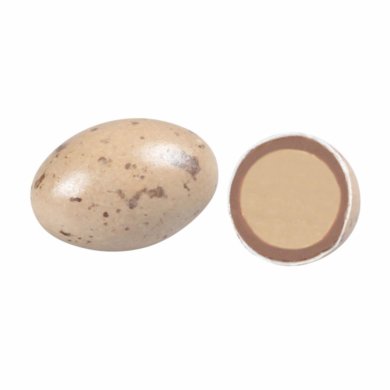 Bıldırcın Yumurtası (Badem Giandujalı)