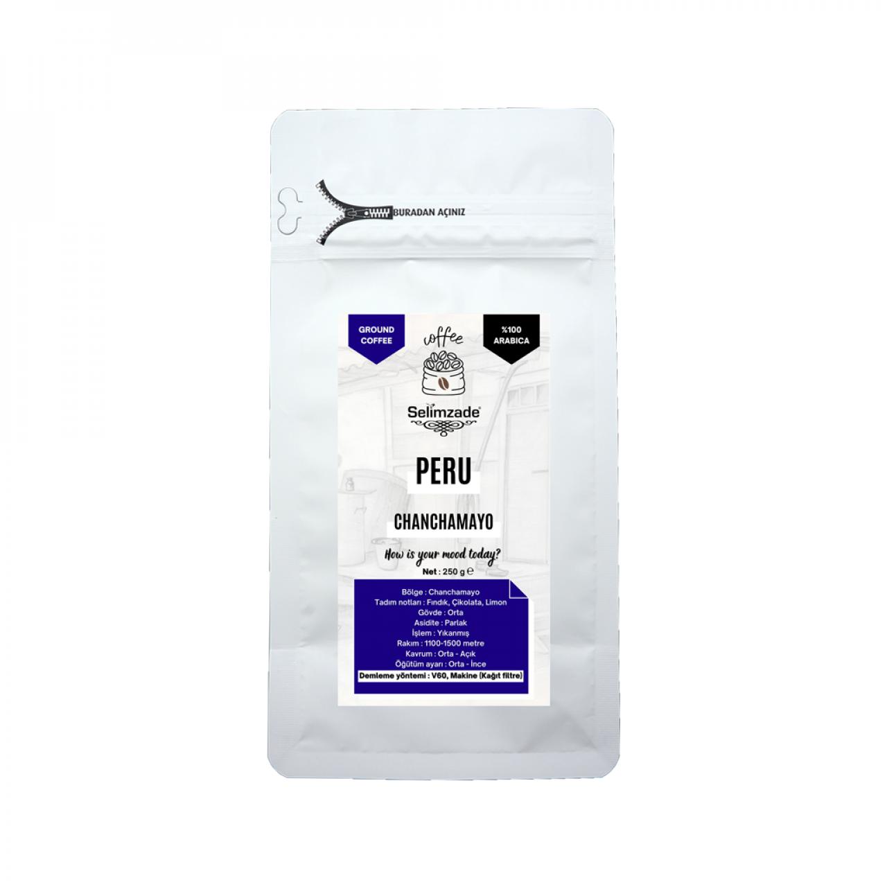 Peru Chanchamayo 250 g
