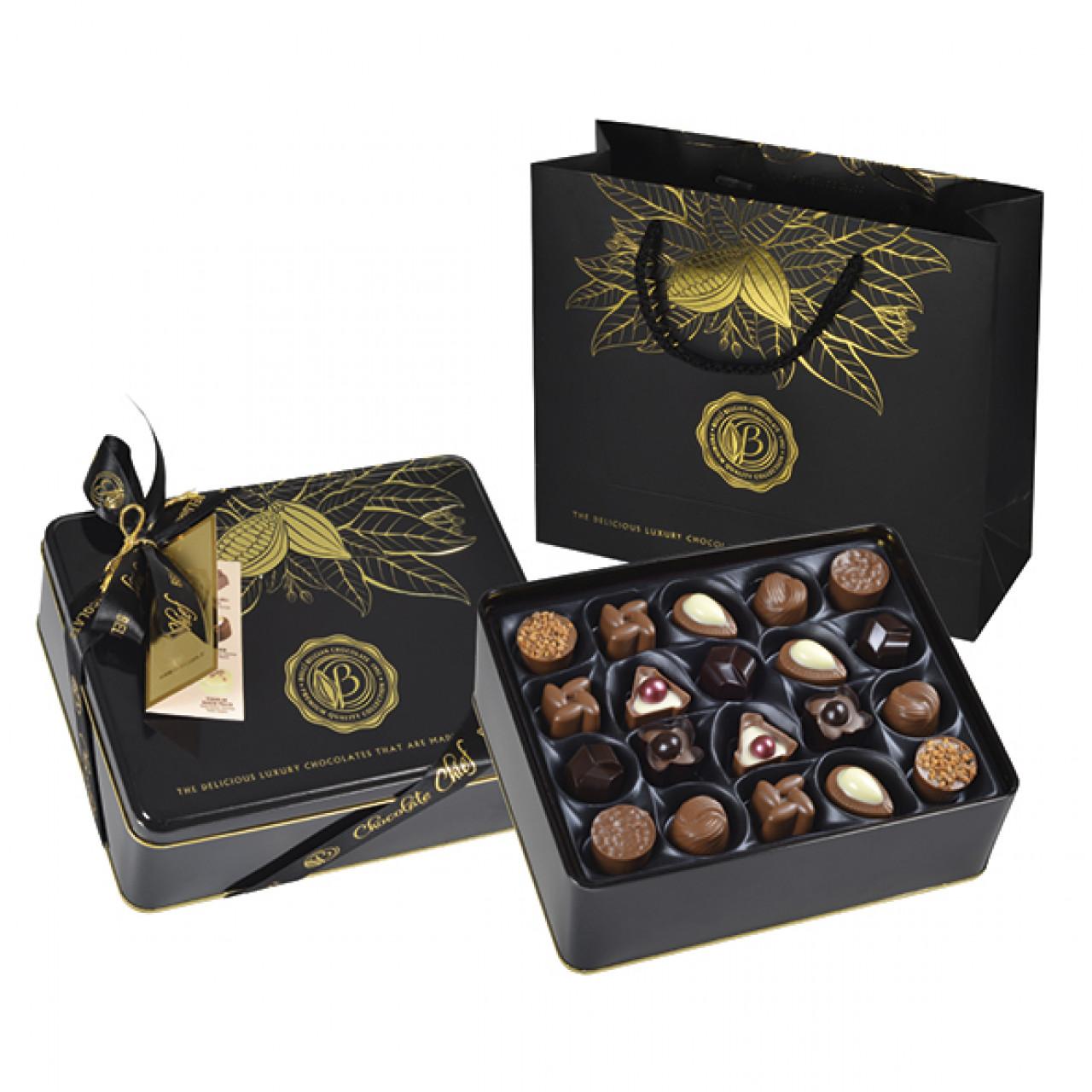 Special Çikolata Teneke Kutu 500 g