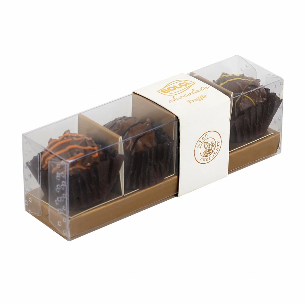 Truff 4'lü Çikolata 50 g