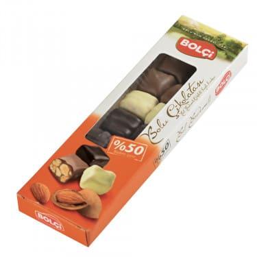 Bol Bademli Bolu Çikolatası 125 g