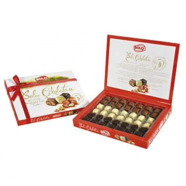 Bol Fındıklı Bolu Çikolatası 335 g