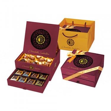 Chocolate Selection Bordo 435 g