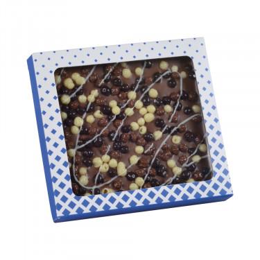 Sütlü Pirinç Patlaklı Çikolata 75 g